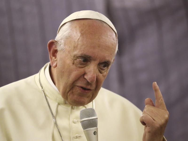 Pope Franziskus