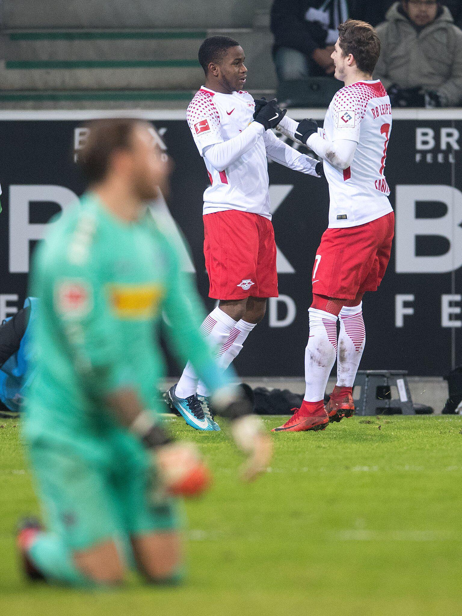 Bild zu Borussia Moenchengladbach vs RB Leipzig