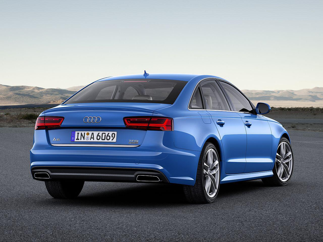 Bild zu Platz 3: Audi A6