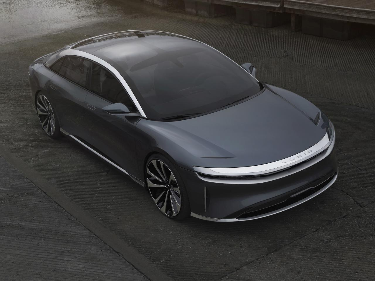 Bild zu Lucid Motors