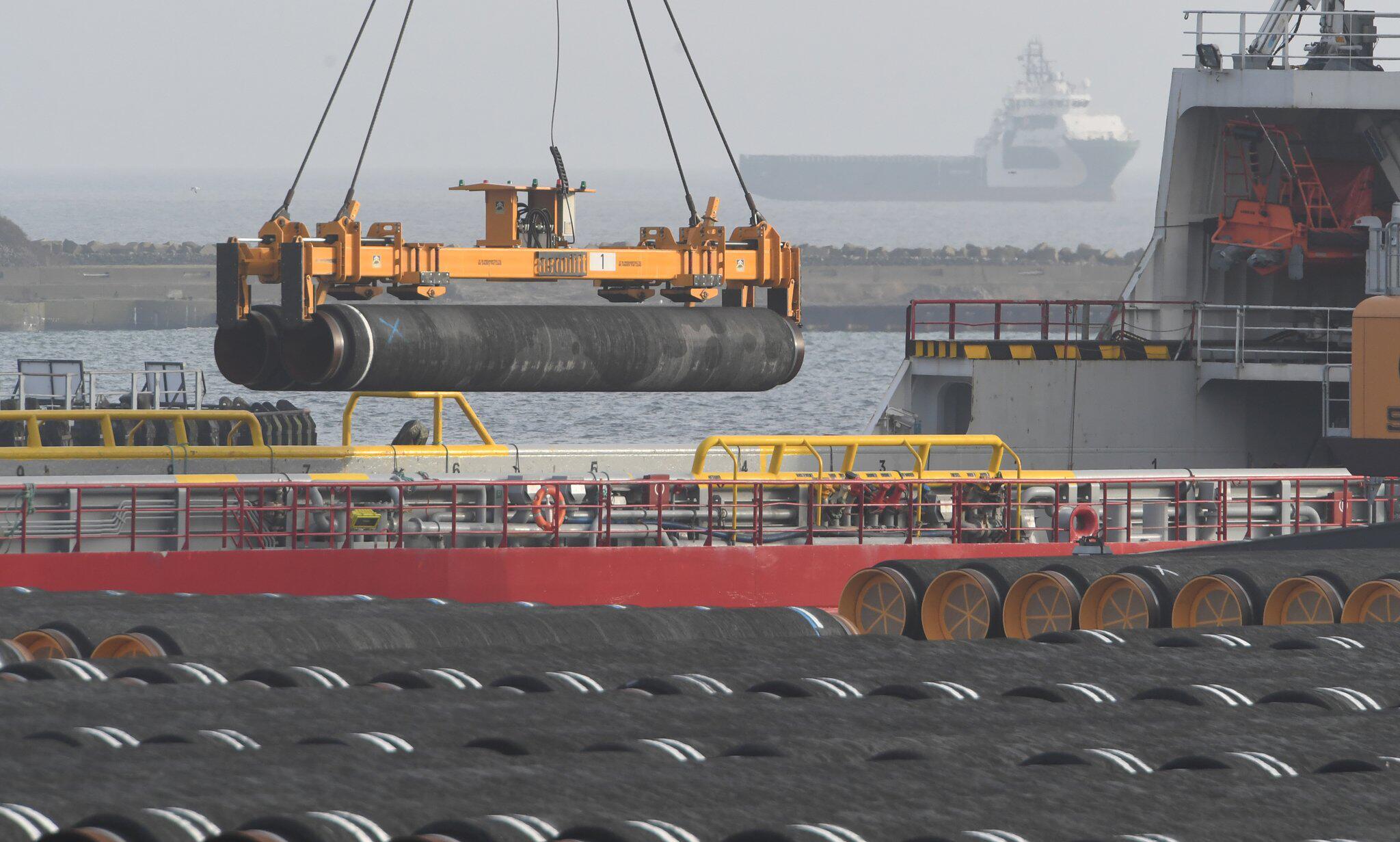 Bild zu US-Sanktionsgesetz gegen Nord Stream 2 soll in Kraft treten
