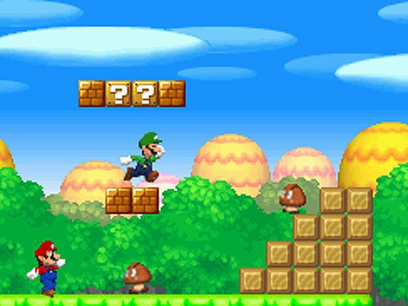 Bild zu Super Mario Bros.