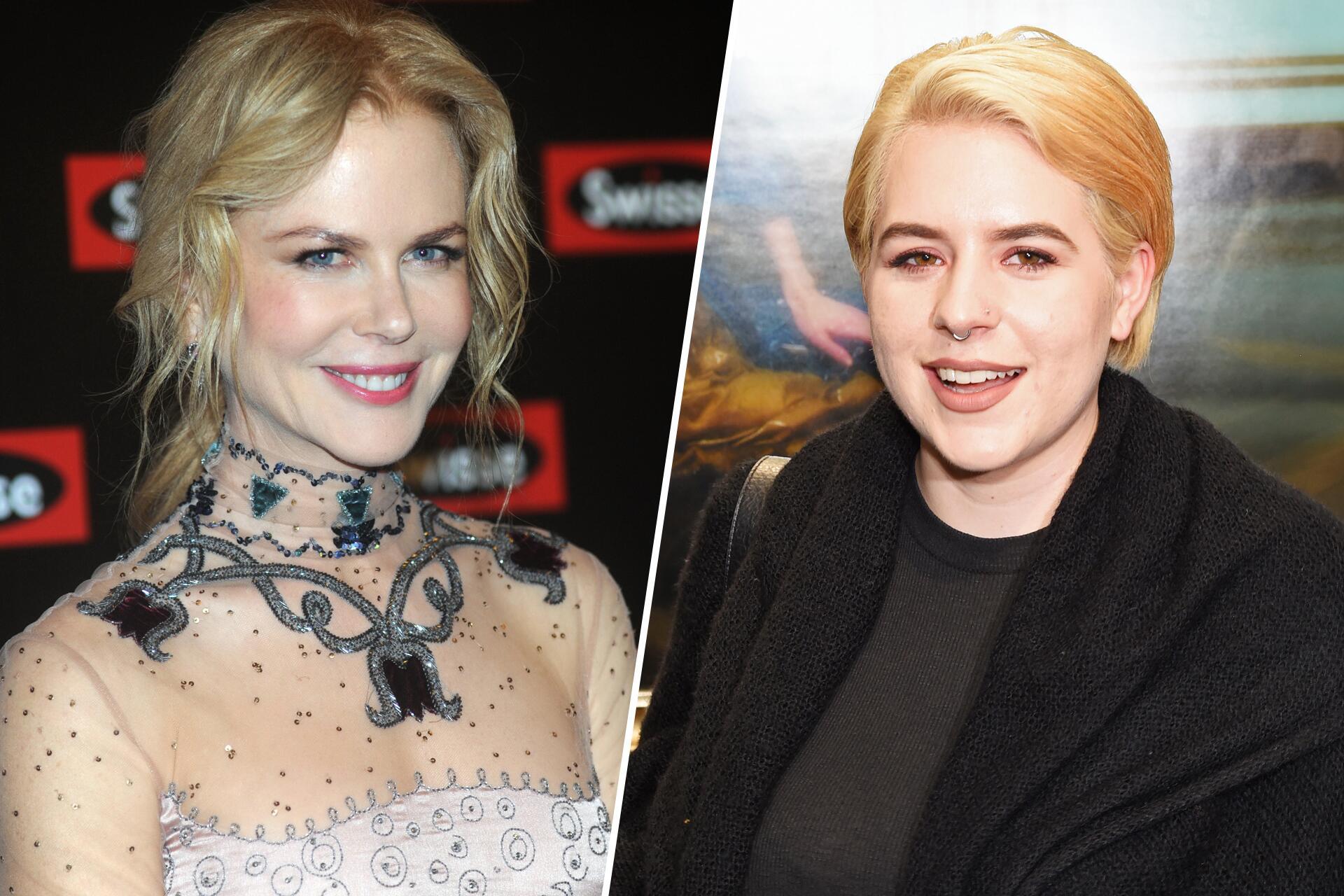 Bild zu Nicole Kidman, Bella Cruise, Versöhnung