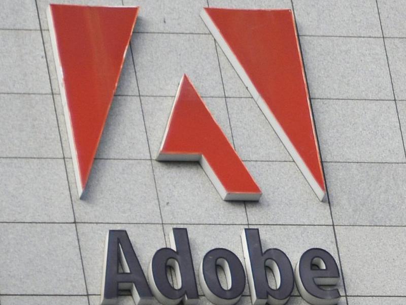 Bild zu Adobe-Logo