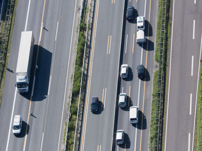 Bild zu Autobahn A7