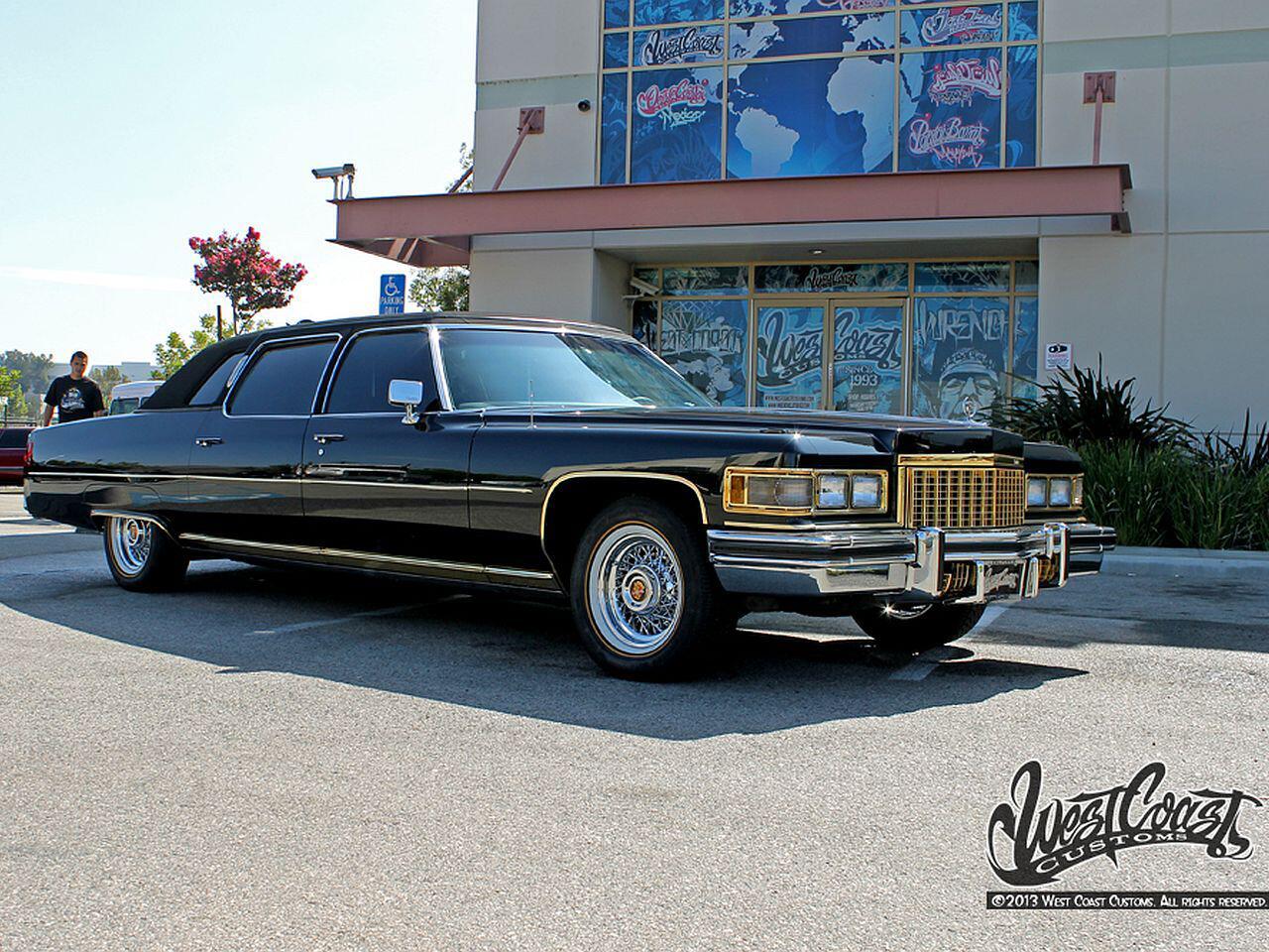 Bild zu Cadillac Stretch-Limo von Kid Rock