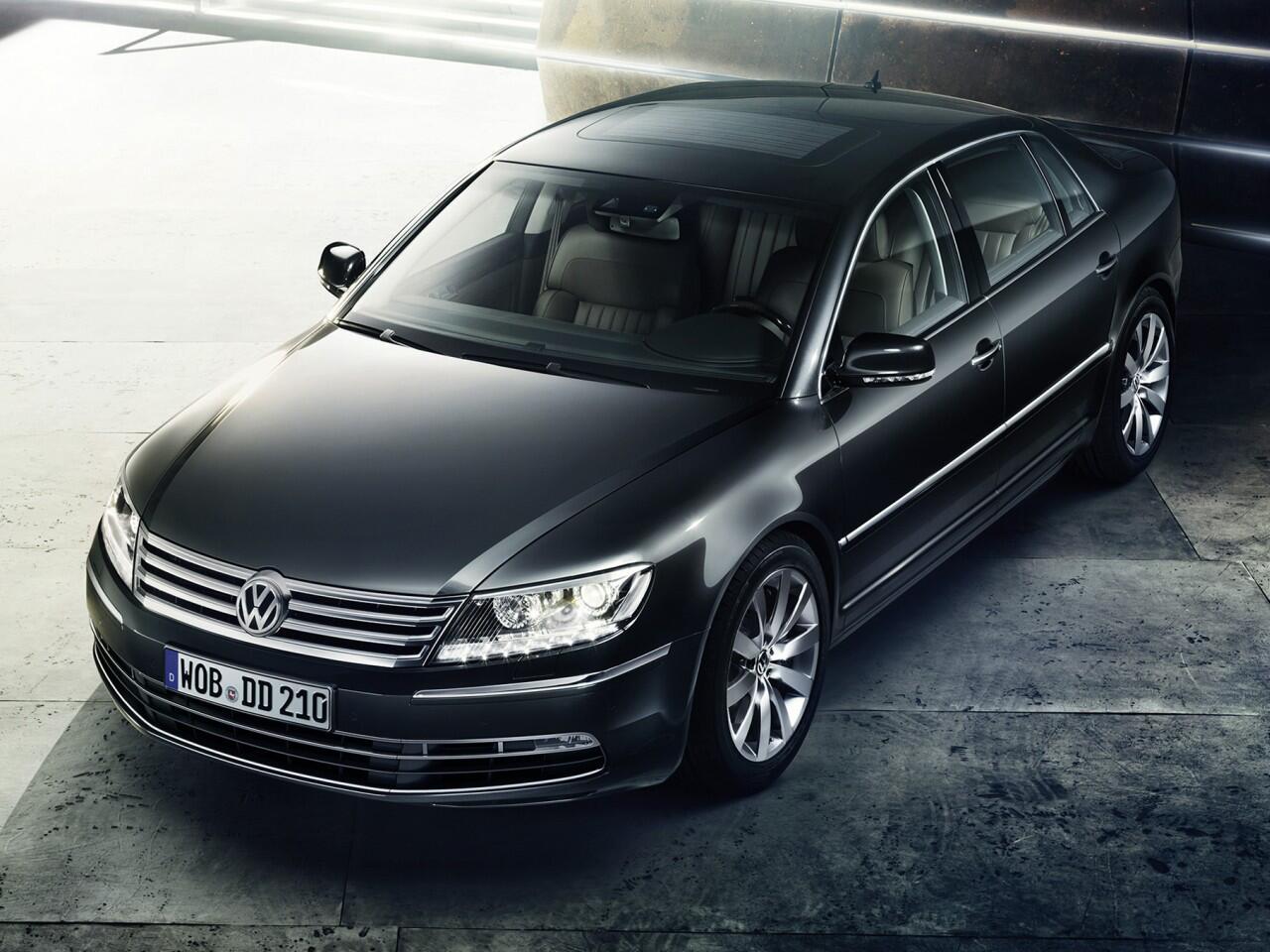 Bild zu VW Phaeton