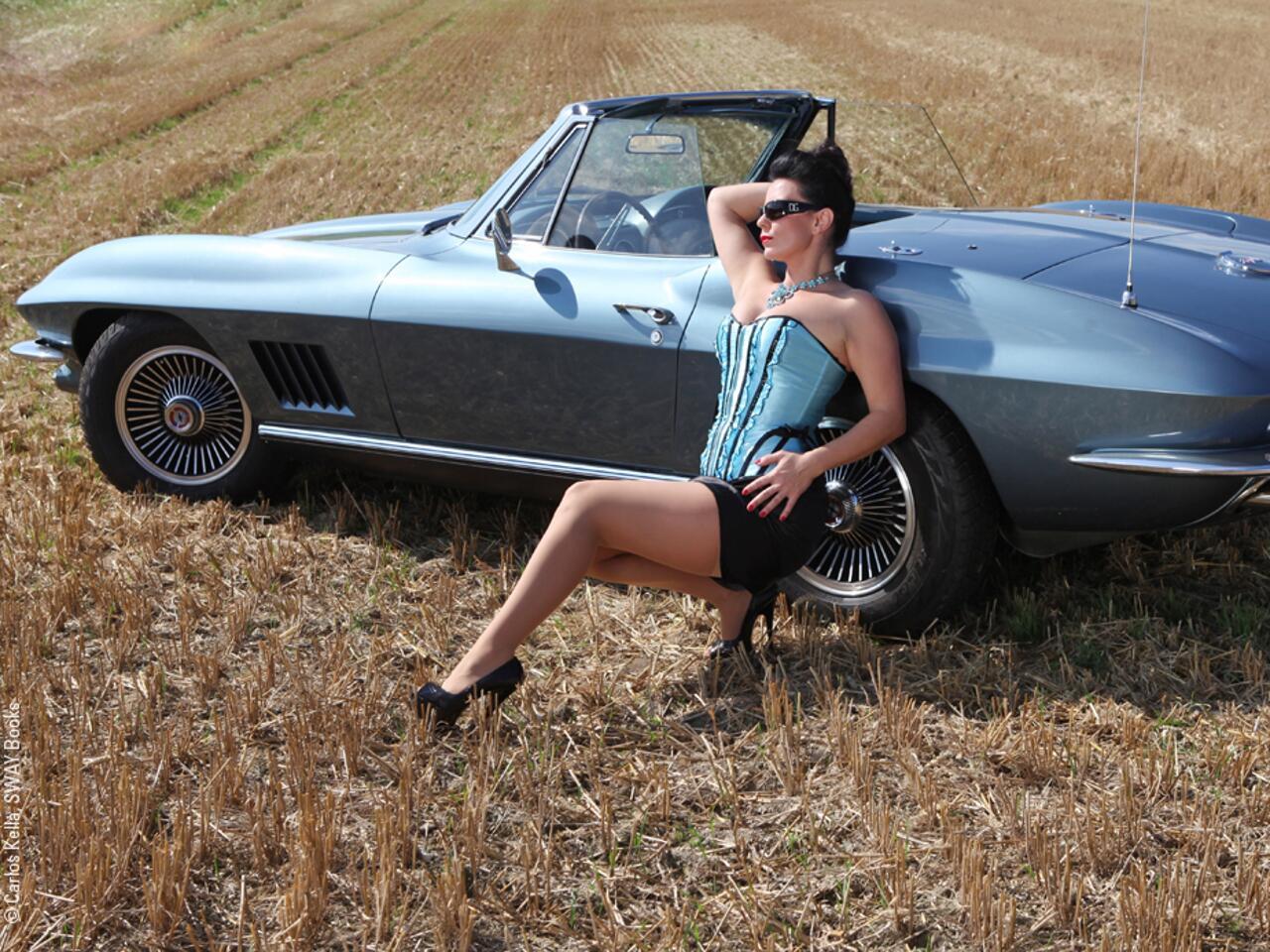 Bild zu 1967 Chevrolet Corvette Convertible