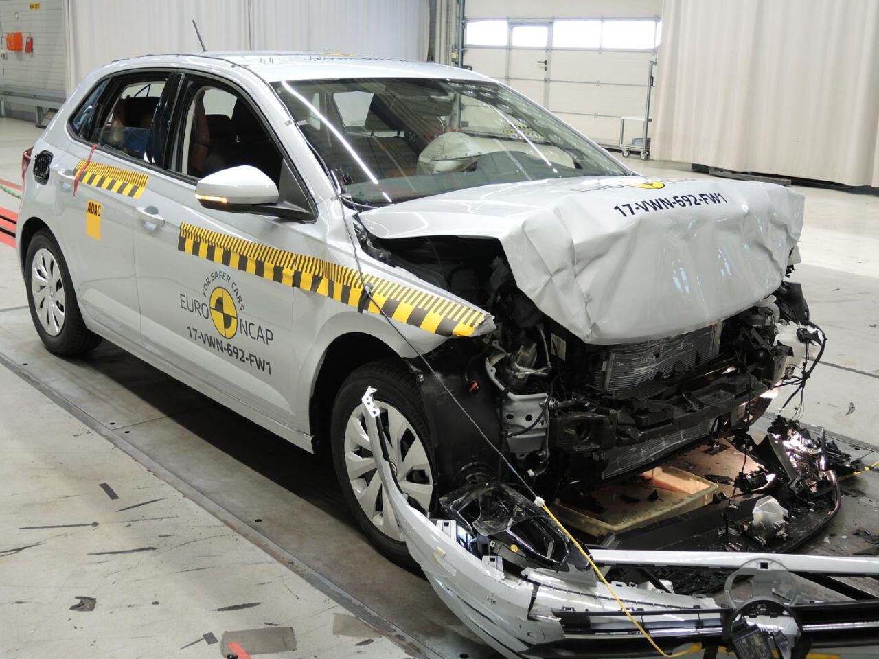 Bild zu Sieger Kleinwagen: VW Polo
