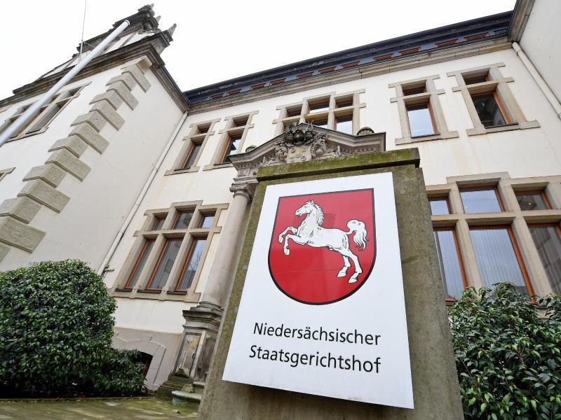 Bild zu Niedersächsischer Staatsgerichtshof