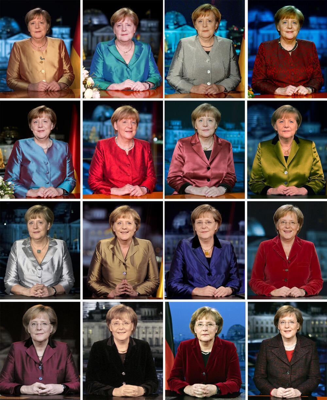 Neujahrsansprache Bundeskanzlerin Angela Merkel