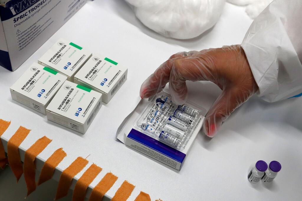 Coronavirus - Impfung mit chinesischem Impfstoff