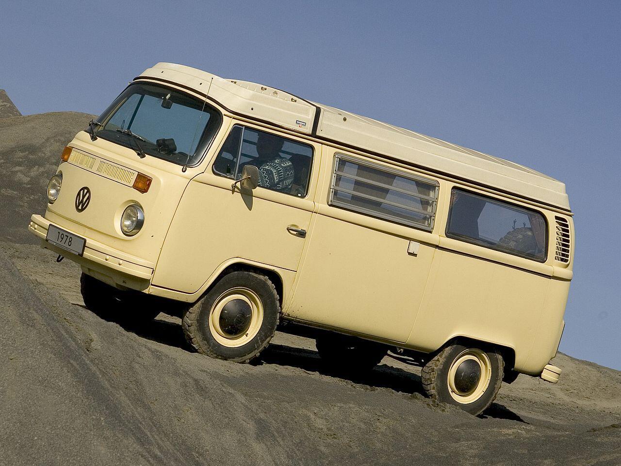 Bild zu VW T2 Bus