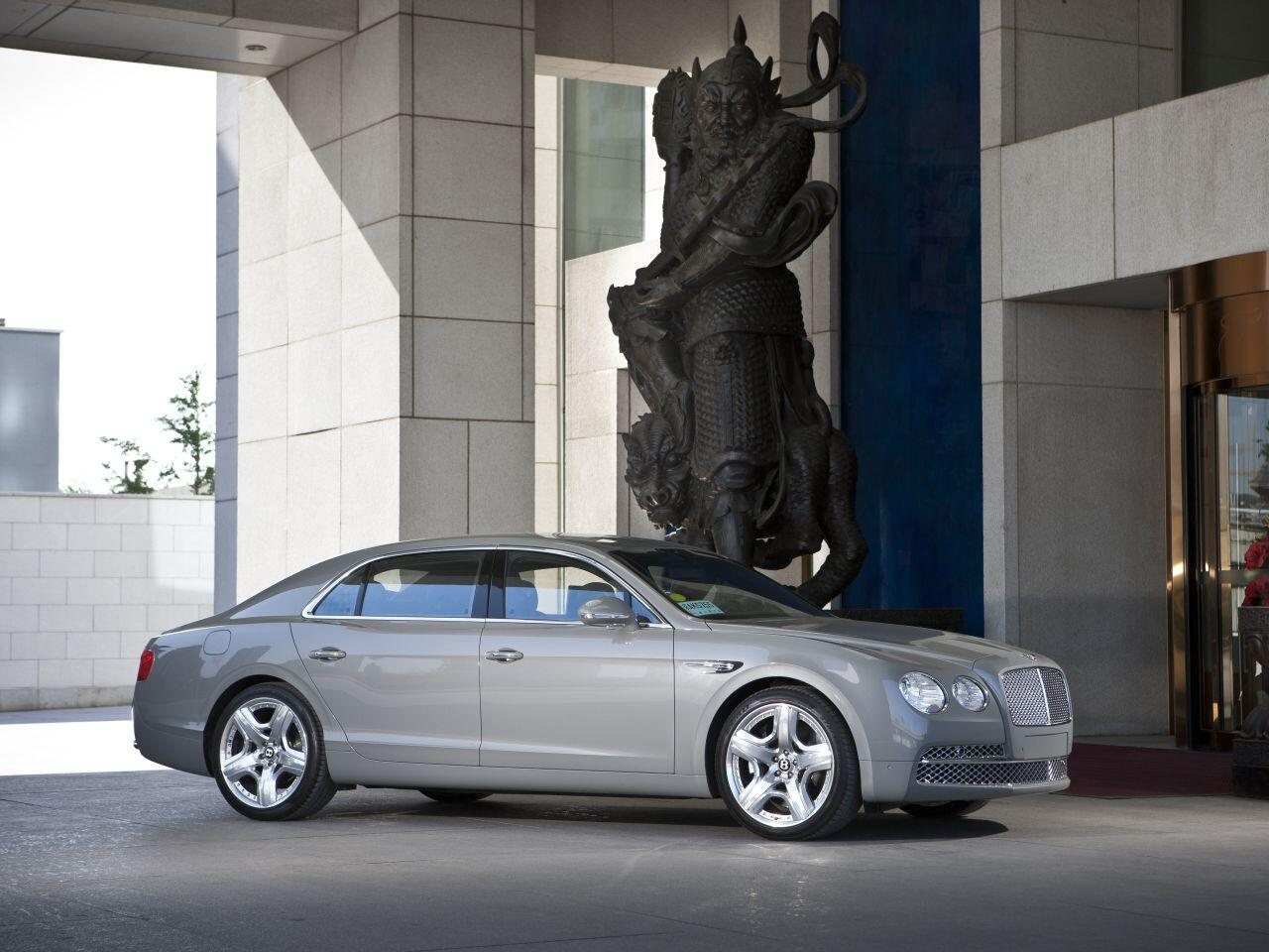 Bild zu Bentley Flying Spur