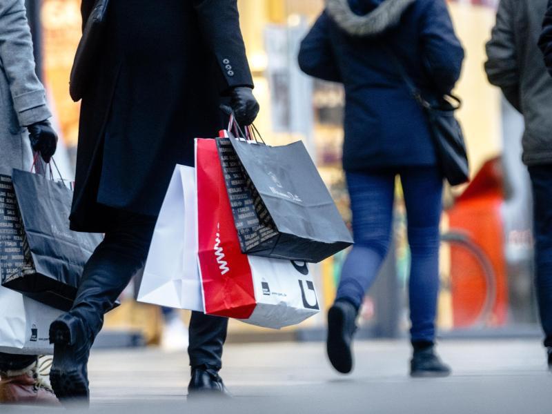 Bild zu Konsumausgaben