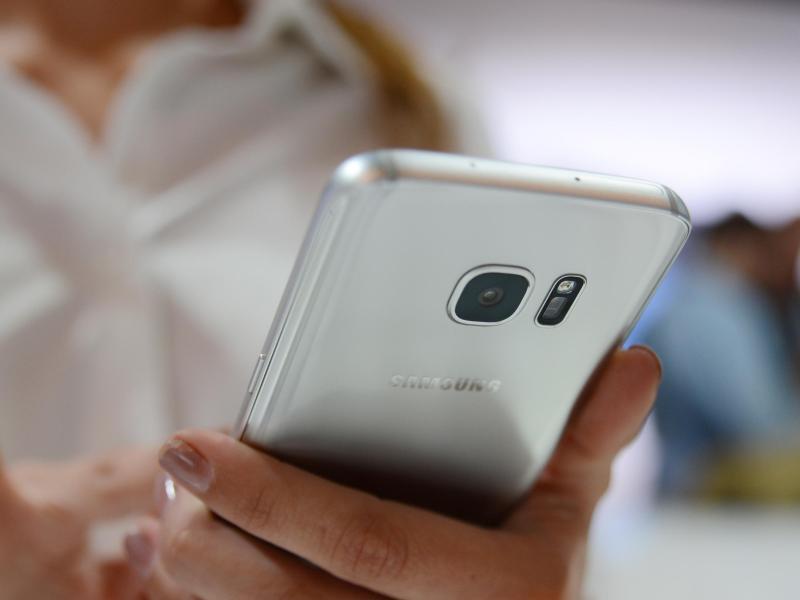 Bild zu Samsungs Galaxy-S7-Smartphones