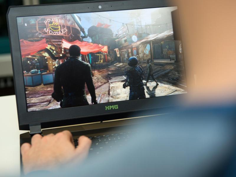 Bild zu «Fallout 4»