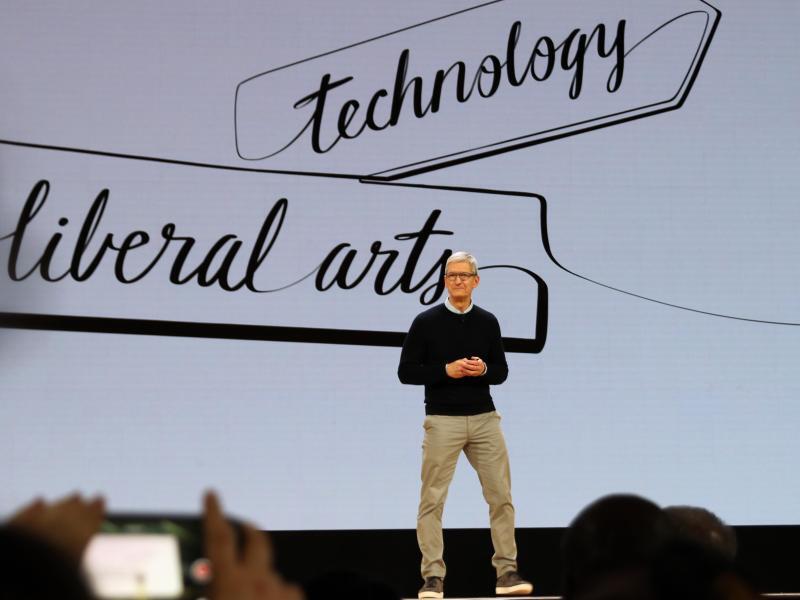 Bild zu Apple stellt neues iPad vor