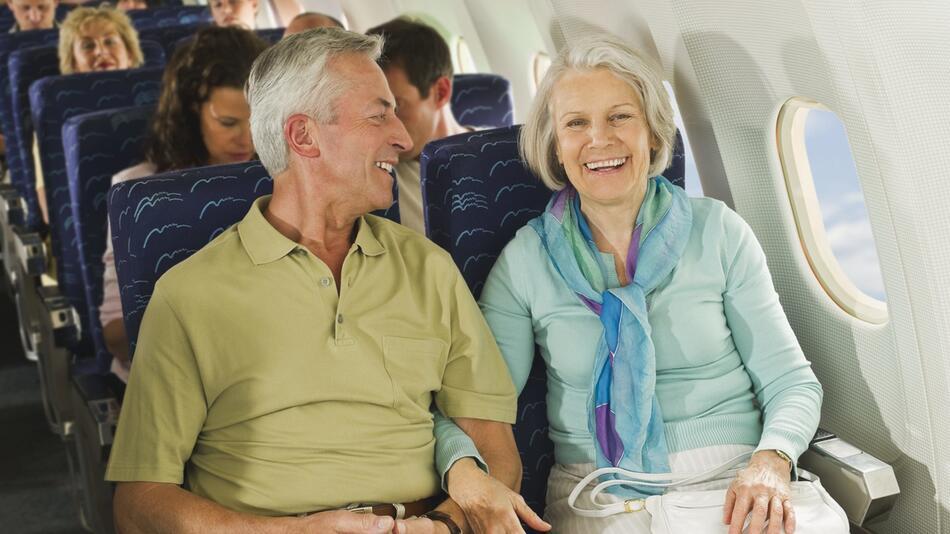 Fit im Flieger: So übersteht man einen Langstreckenflug