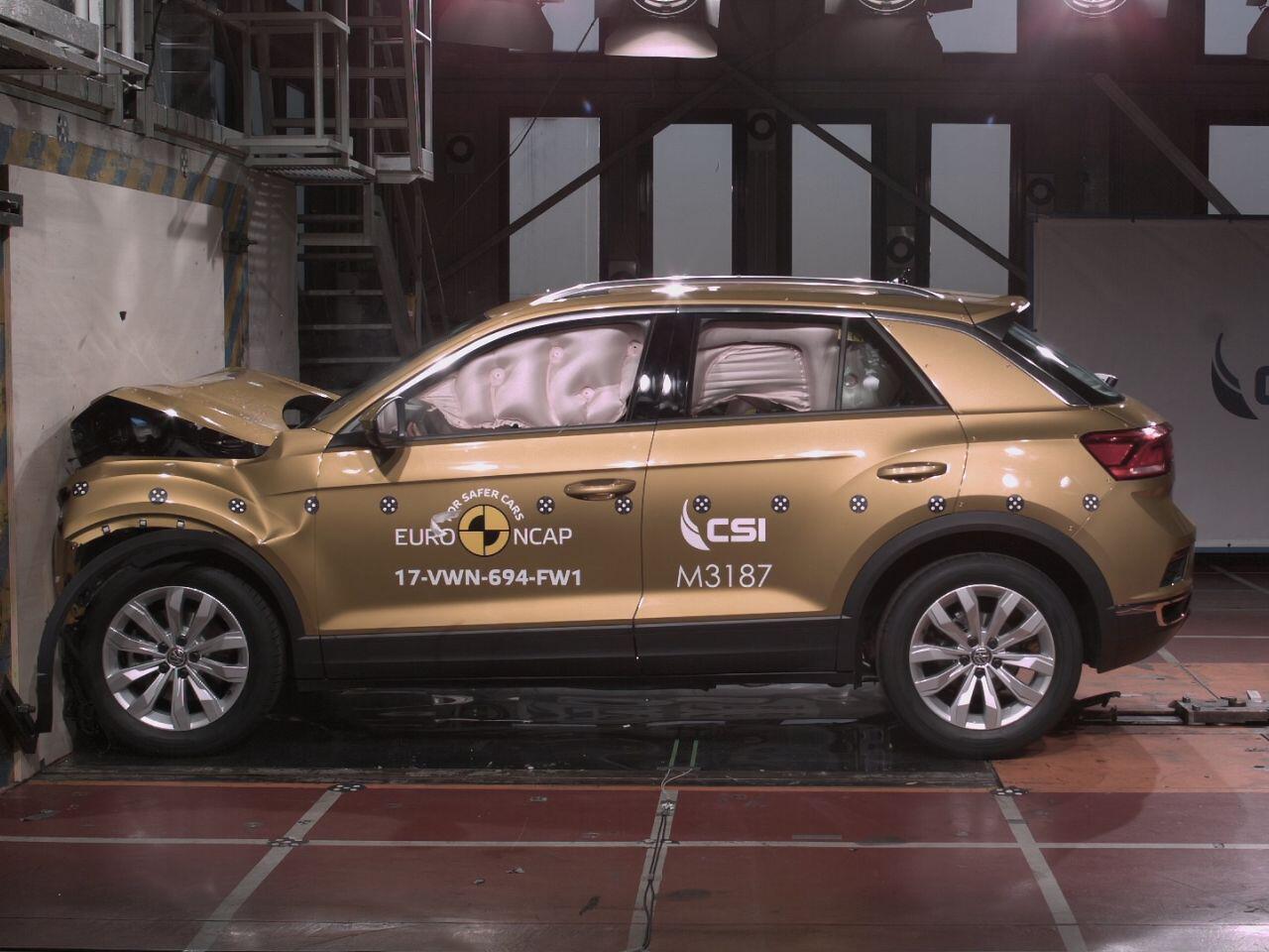 Bild zu Sieger Kompakt-SUV: VW T-Roc