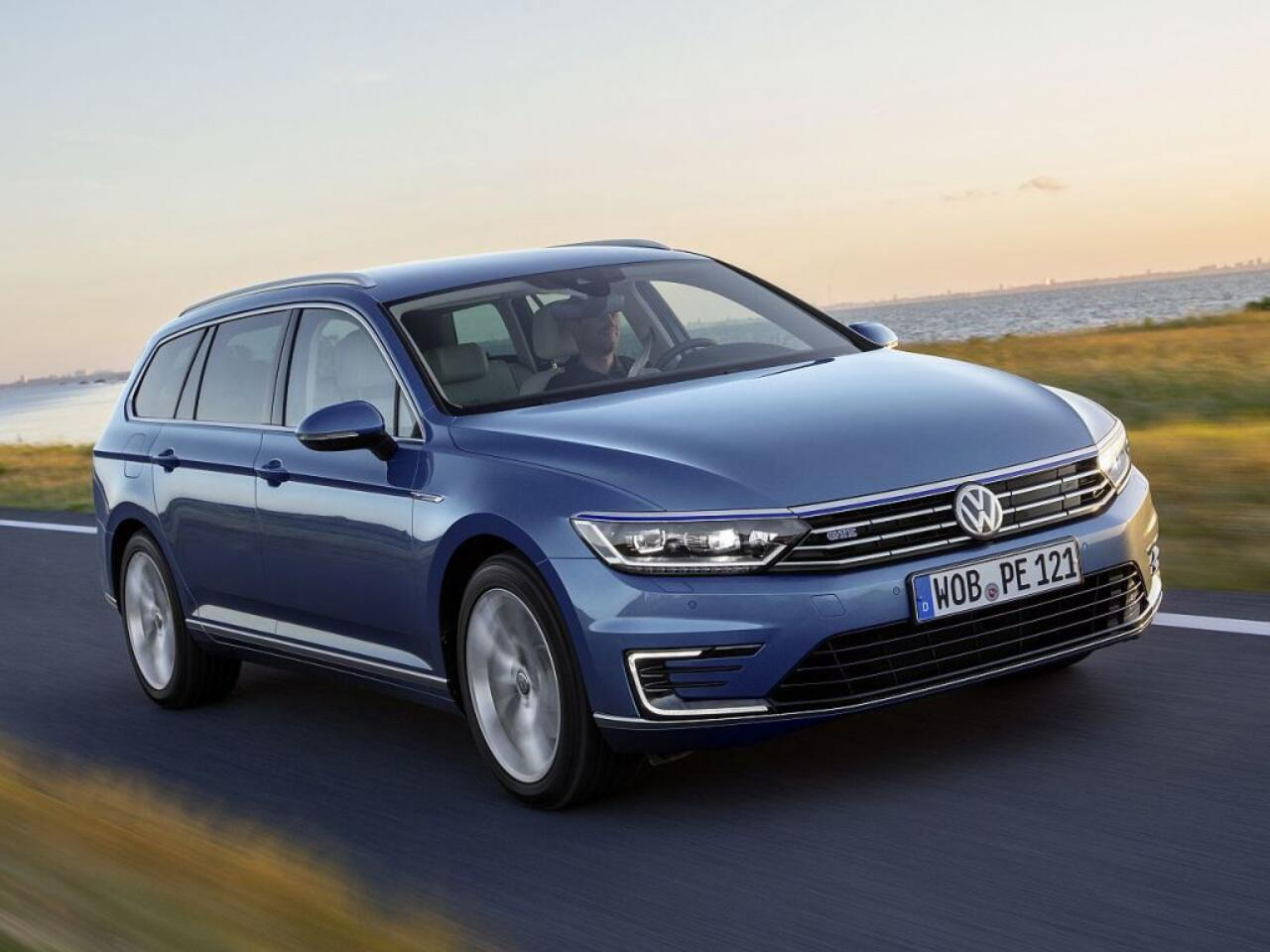 Bild zu Platz 3: VW Passat