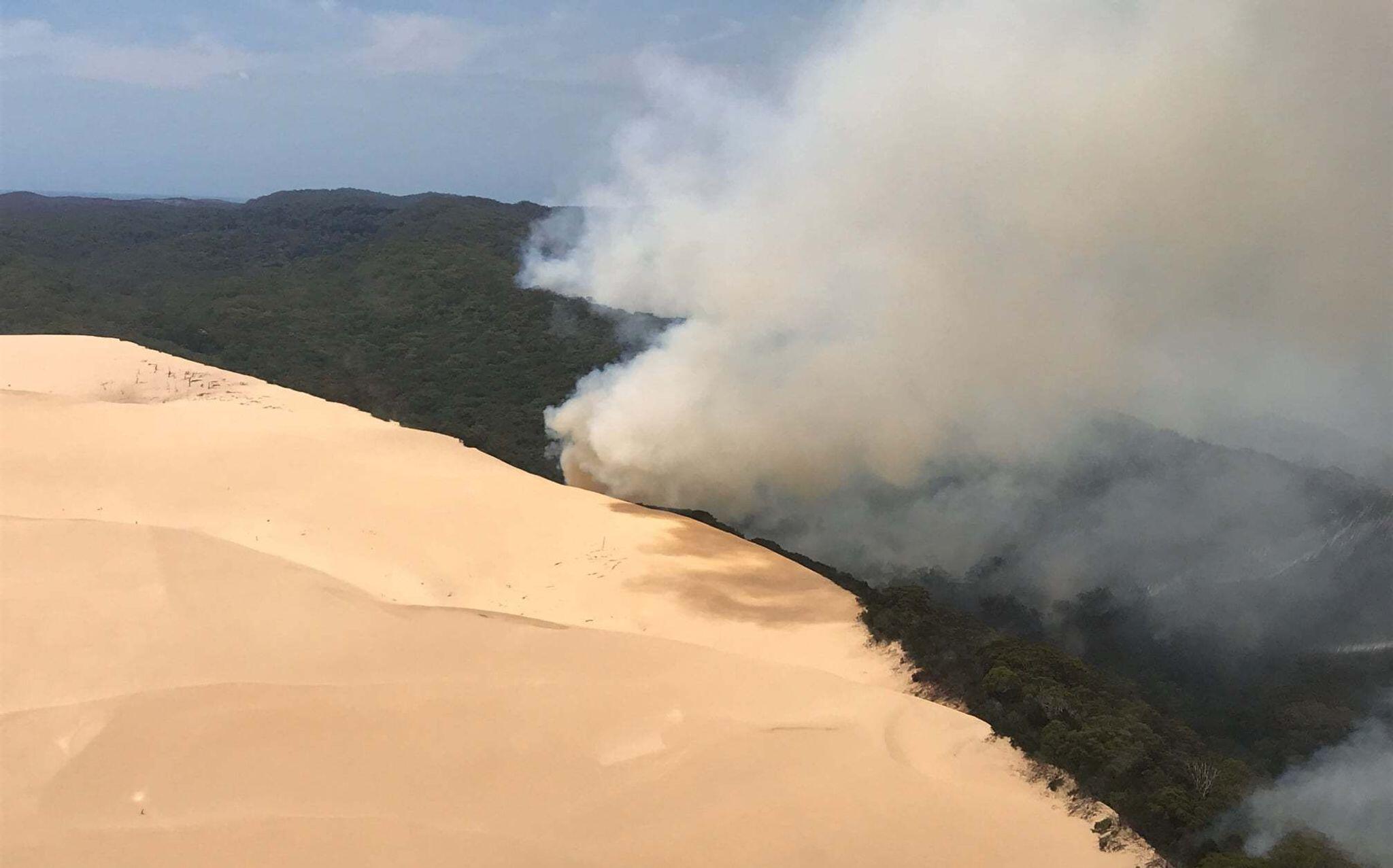 Bild zu Waldbrände in Australien