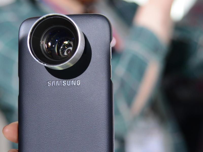 Bild zu Kamera-Weitwinkellinse