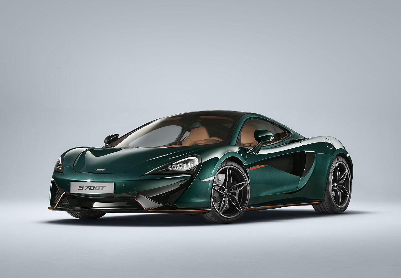 Bild zu MSO McLaren 570GT in XP Green