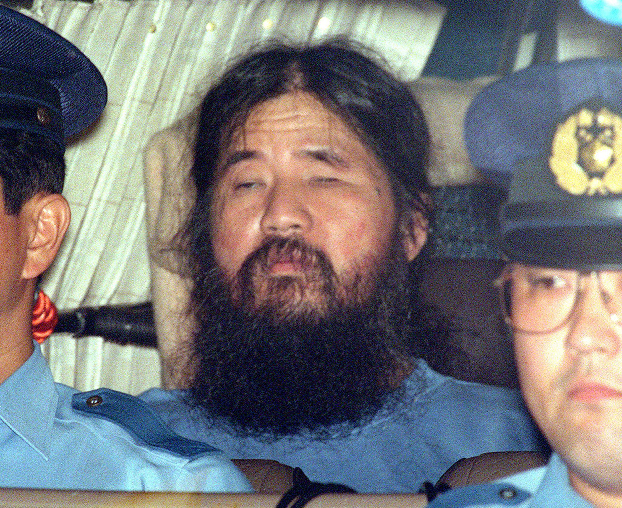 Bild zu Sektengründer Asahara hingerichtet