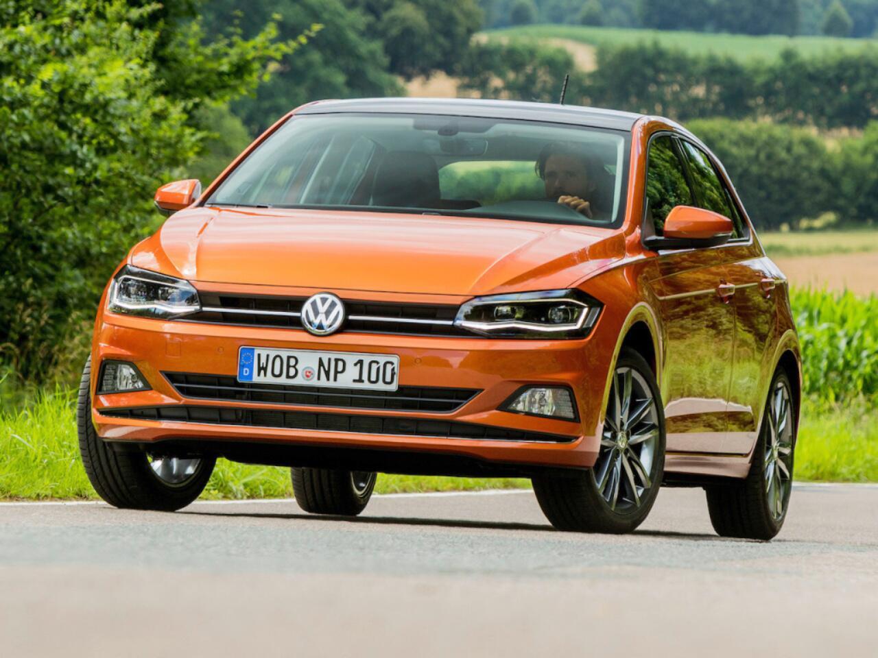 Bild zu Platz 2: VW Polo