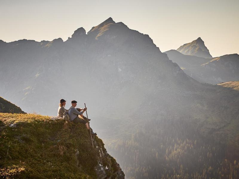 Bild zu Erleben der Bergwelt