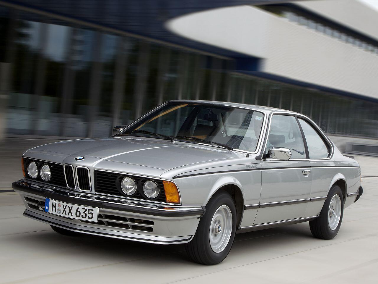 Bild zu BMW 636 CSi