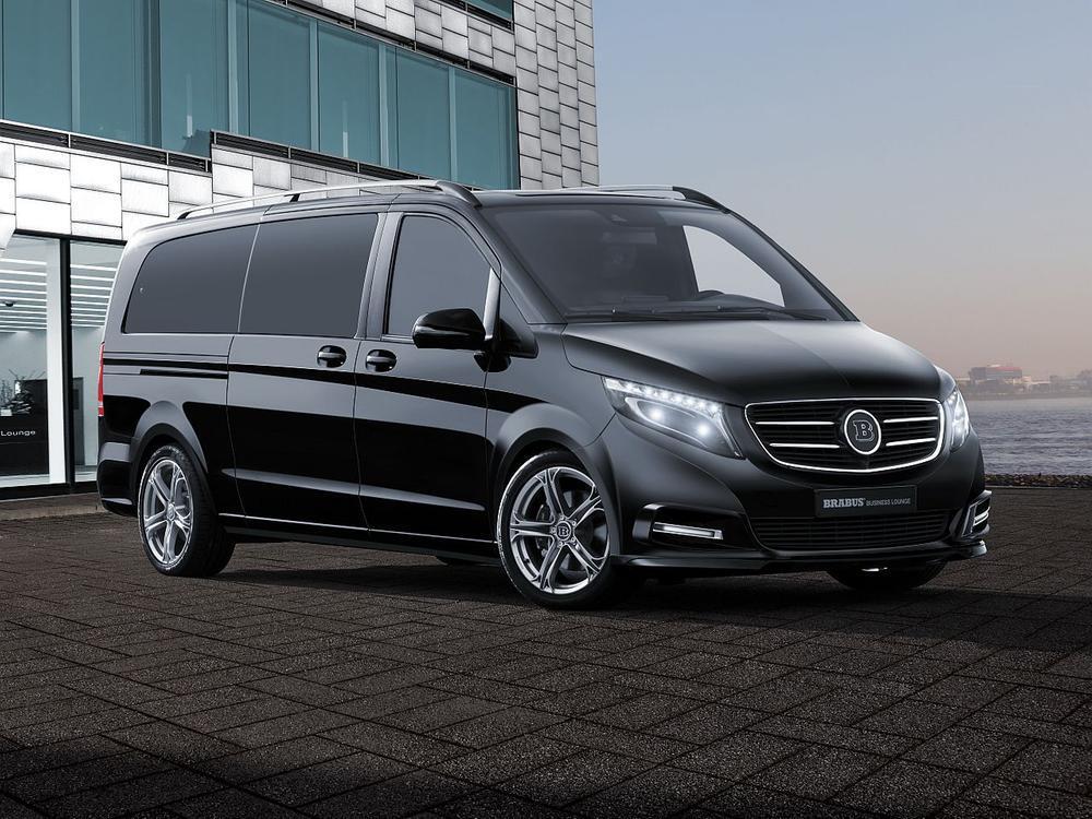 Bild zu Brabus Business Lounge Mercedes V-Klasse