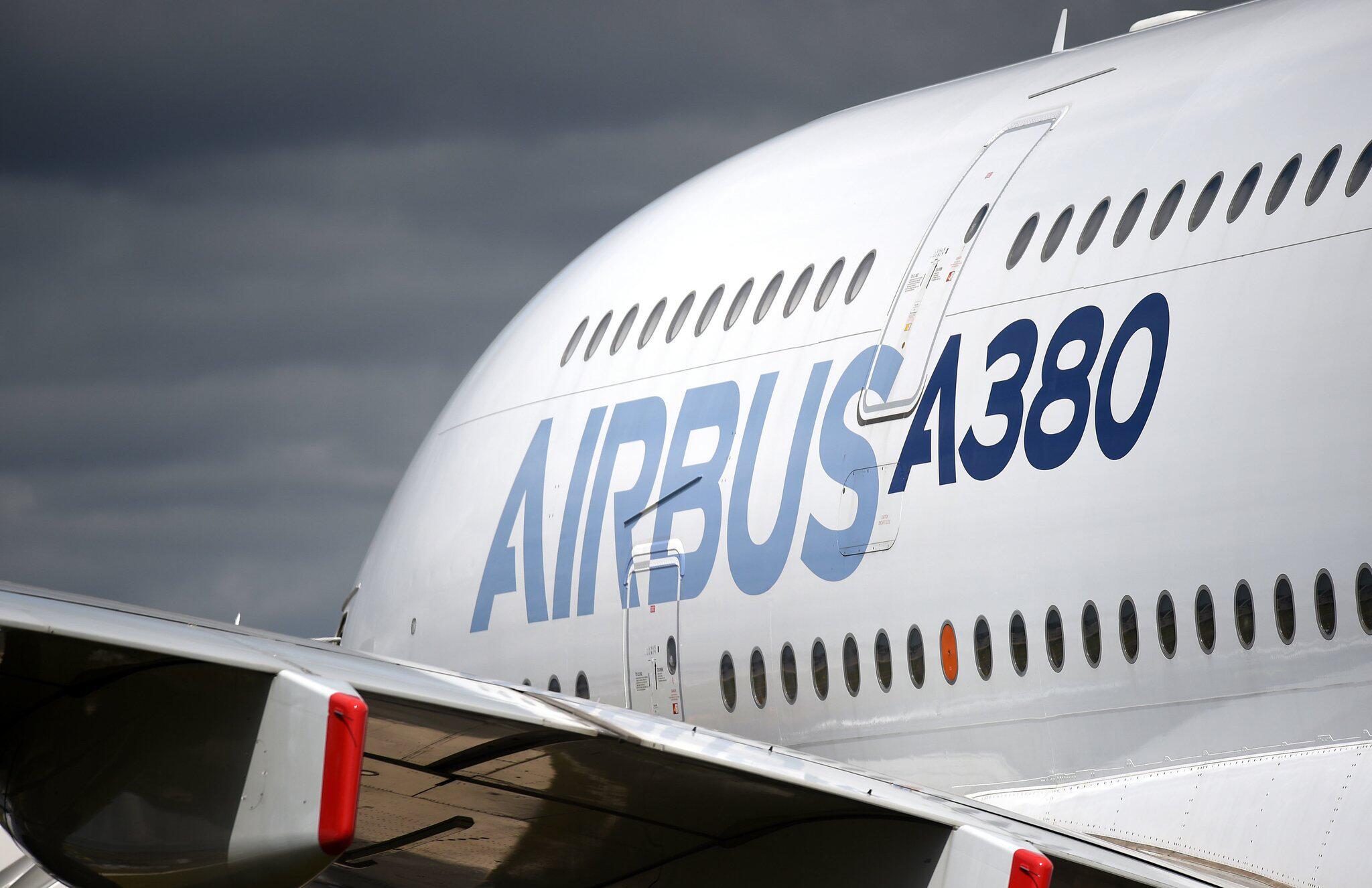 Airbus verkündet Aus für weltgrößten Passagierjet A380
