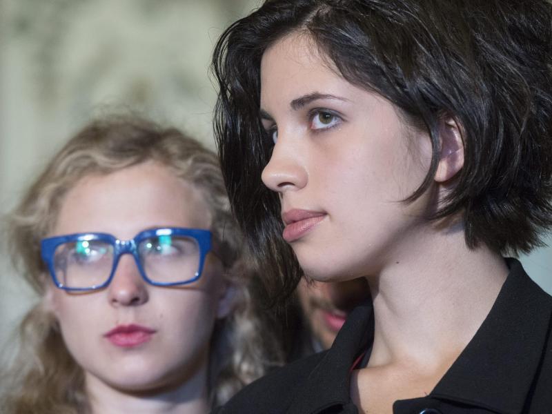 Bild zu Pussy Riot - Nadja Tolokonnikowa