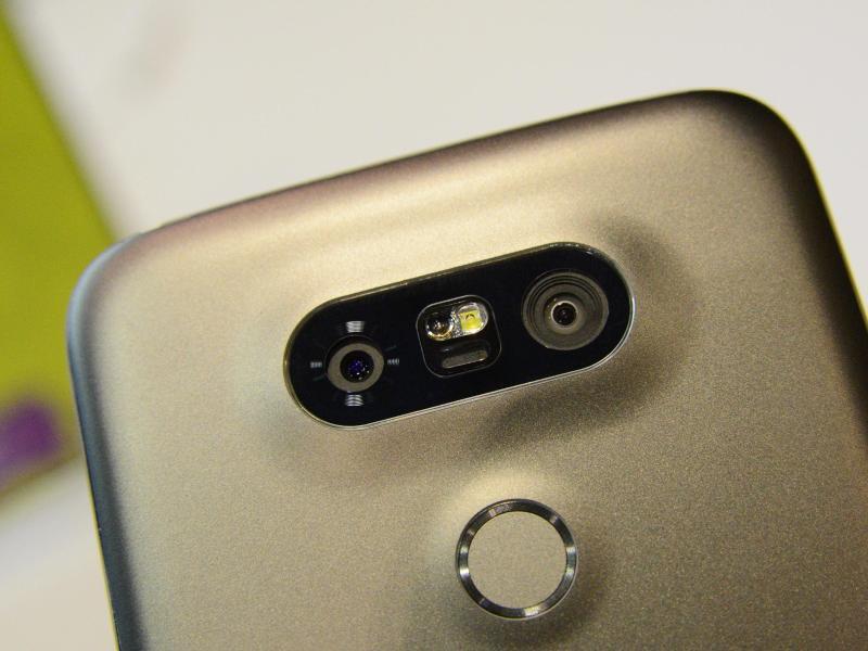 Bild zu LG G5