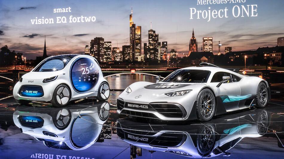 IAA 2017 in Frankfurt: Alle Infos rund um die Automesse des Jahres