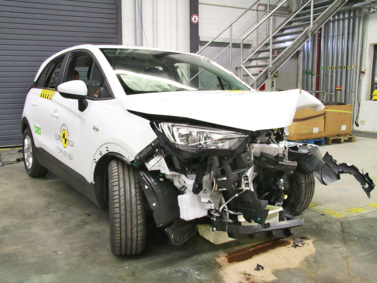 Bild zu Sieger Minivan: Opel Crossland X