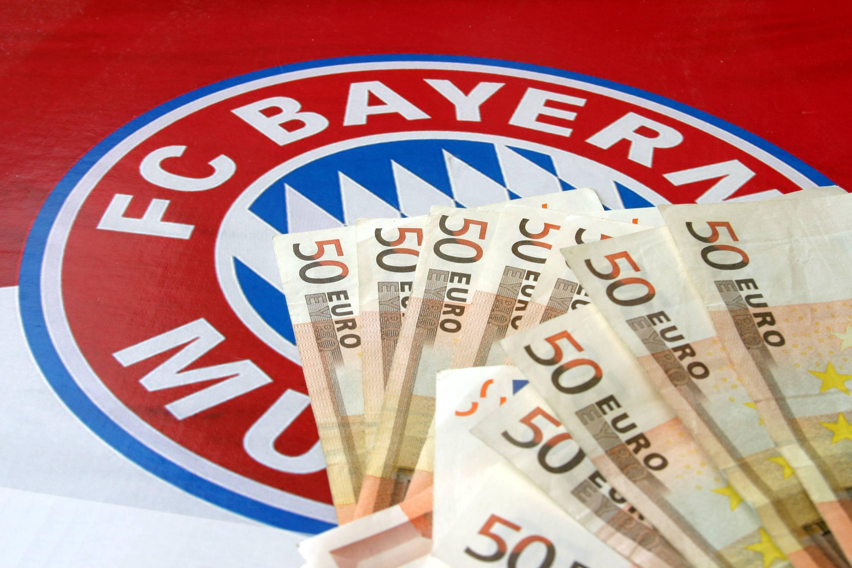 Bild zu FC Bayern, Borussia Dortmund, Football Money League