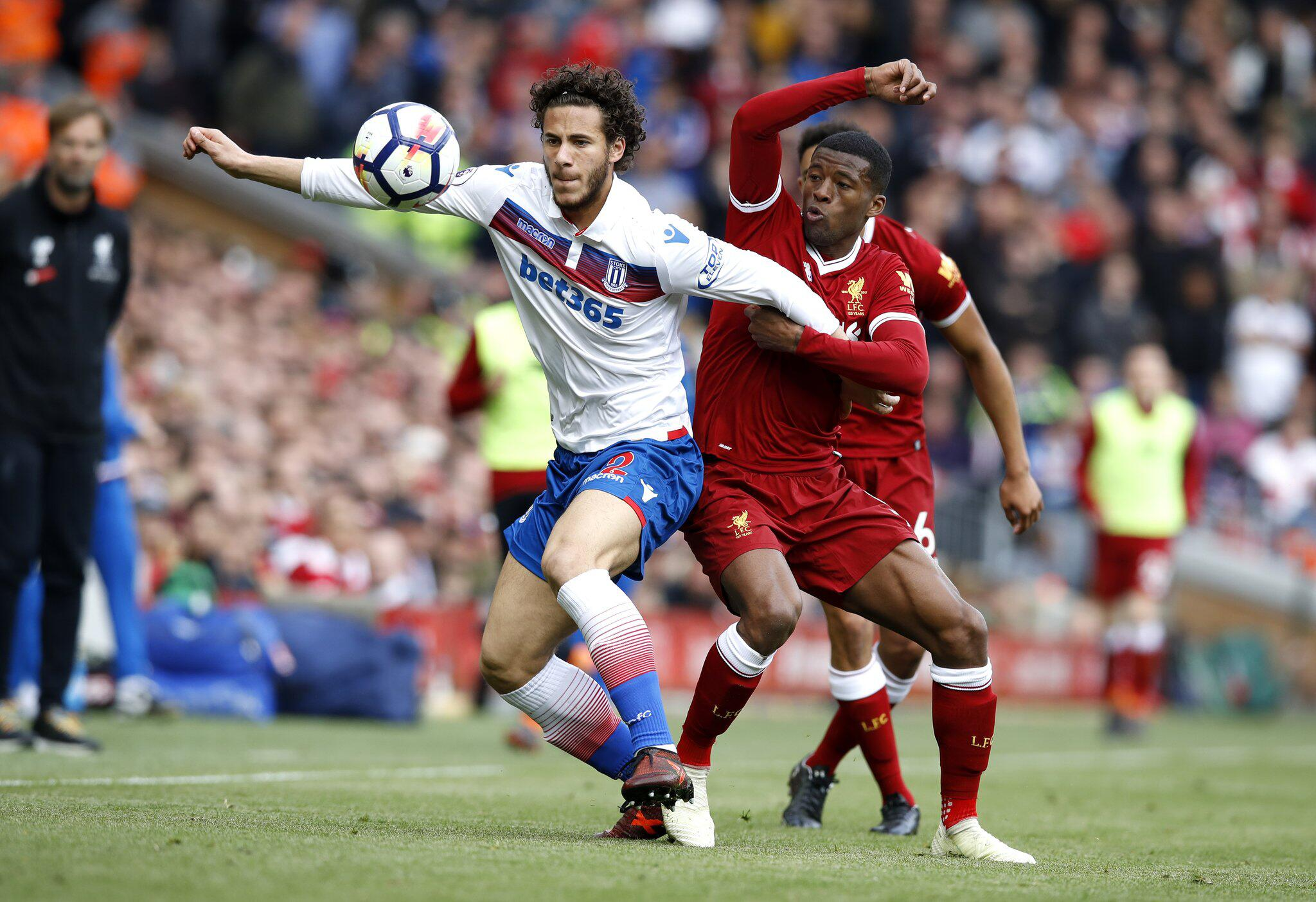 Bild zu FC Liverpool - Stoke City