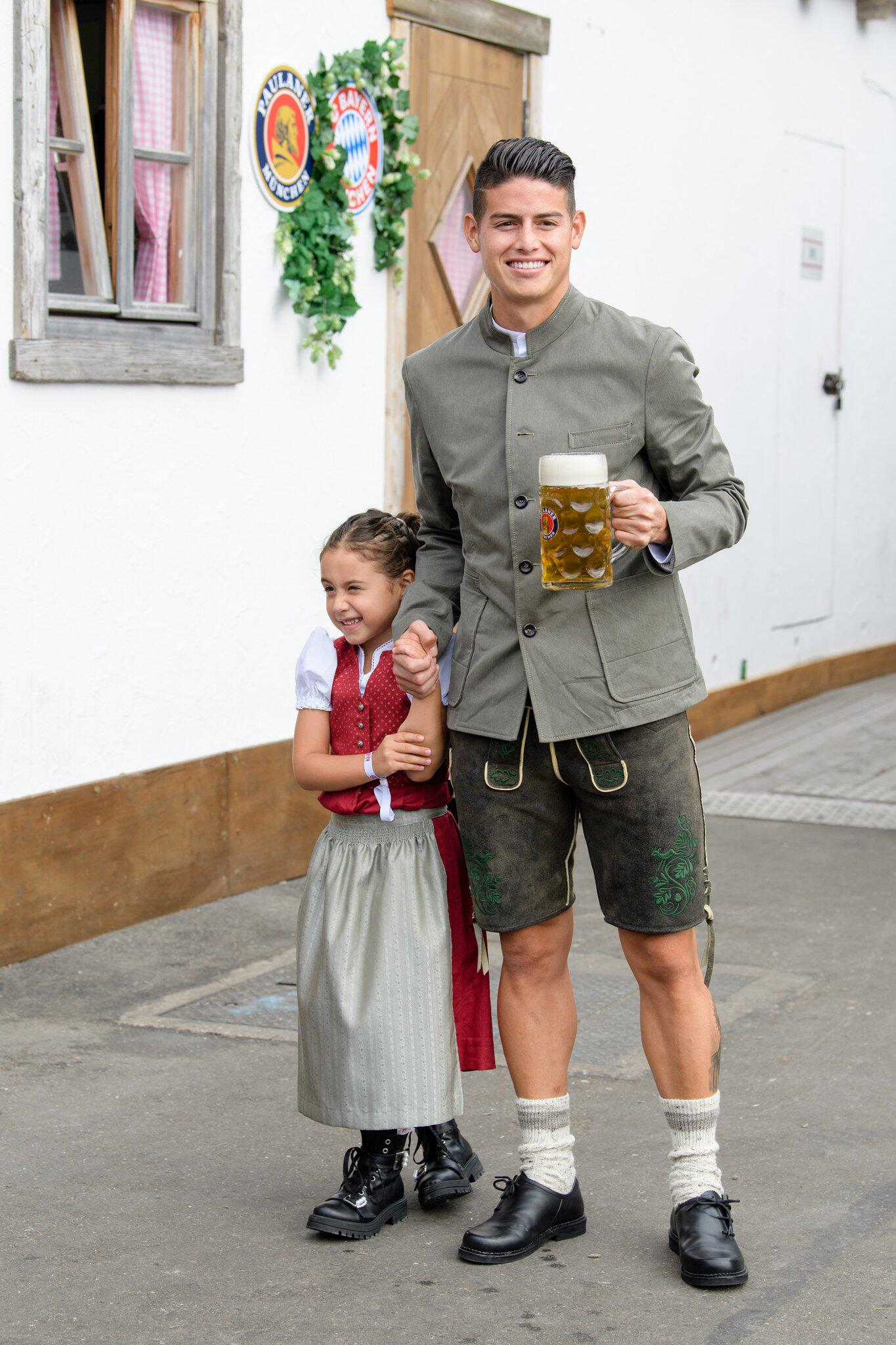 Bayern Zelt