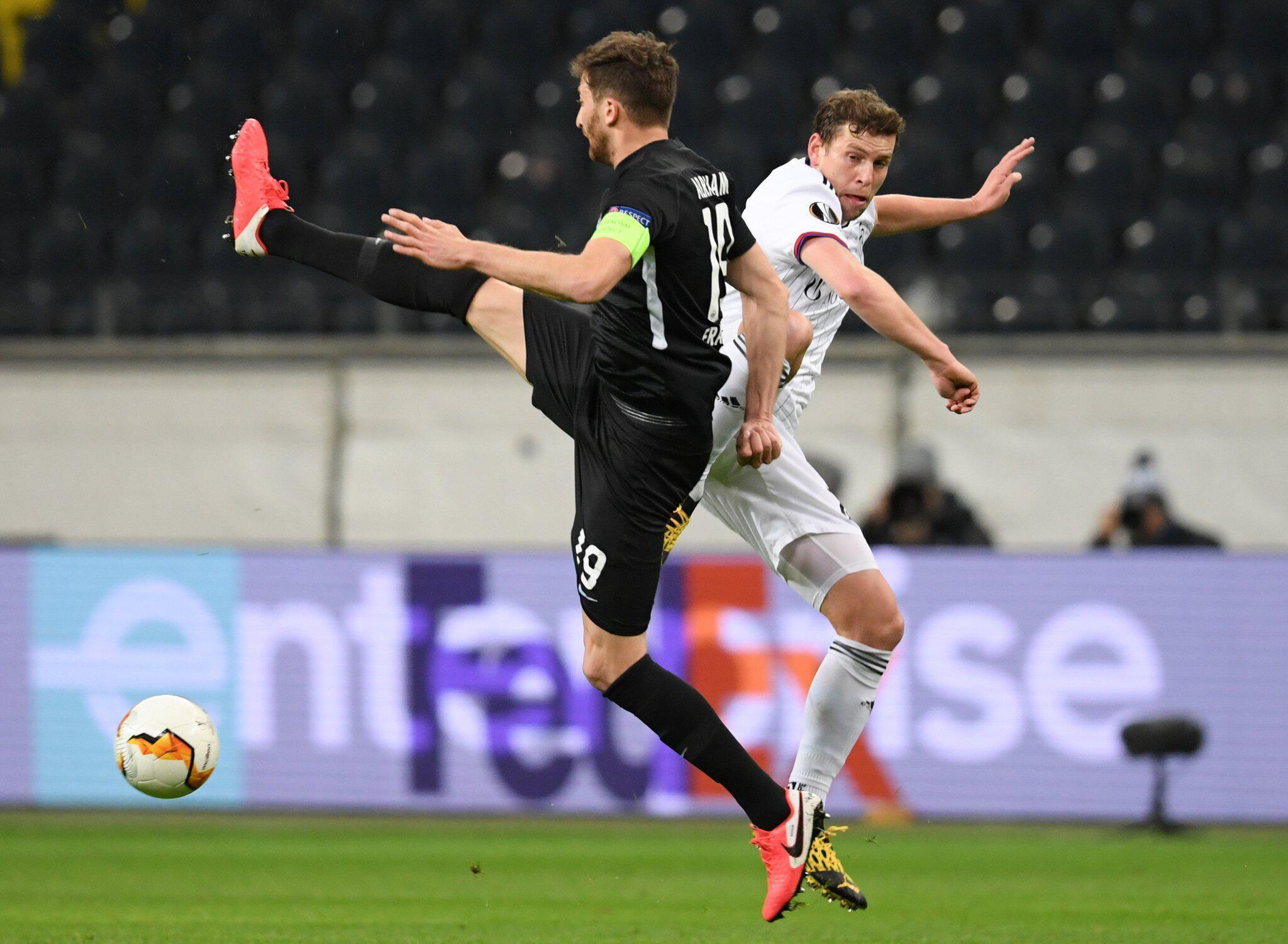 Bild zu Eintracht Frankfurt - FC Basel