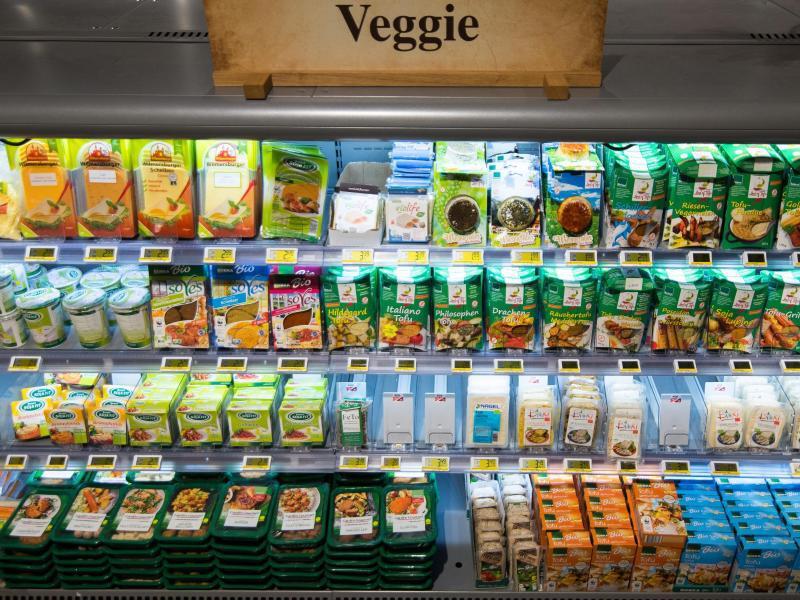 Bild zu Vegetarische Produkte