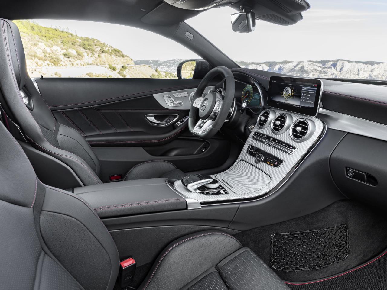 Bild zu Interieur Mercedes-AMG C 43