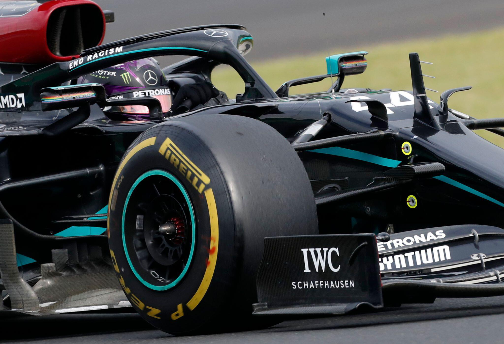 Bild zu Großer Preis von Ungarn - Formel 1