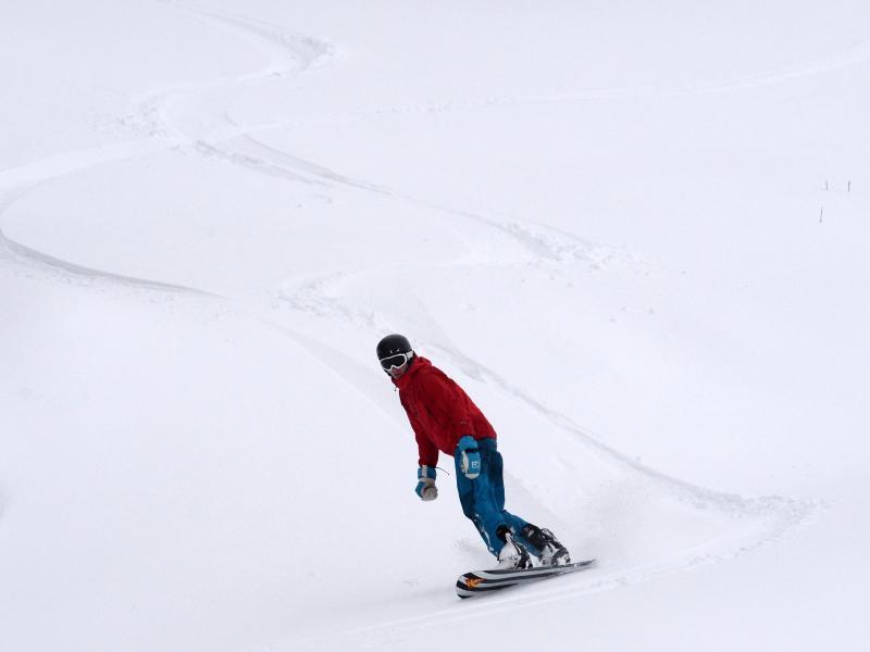 Bild zu Winter auf dem Feldberg