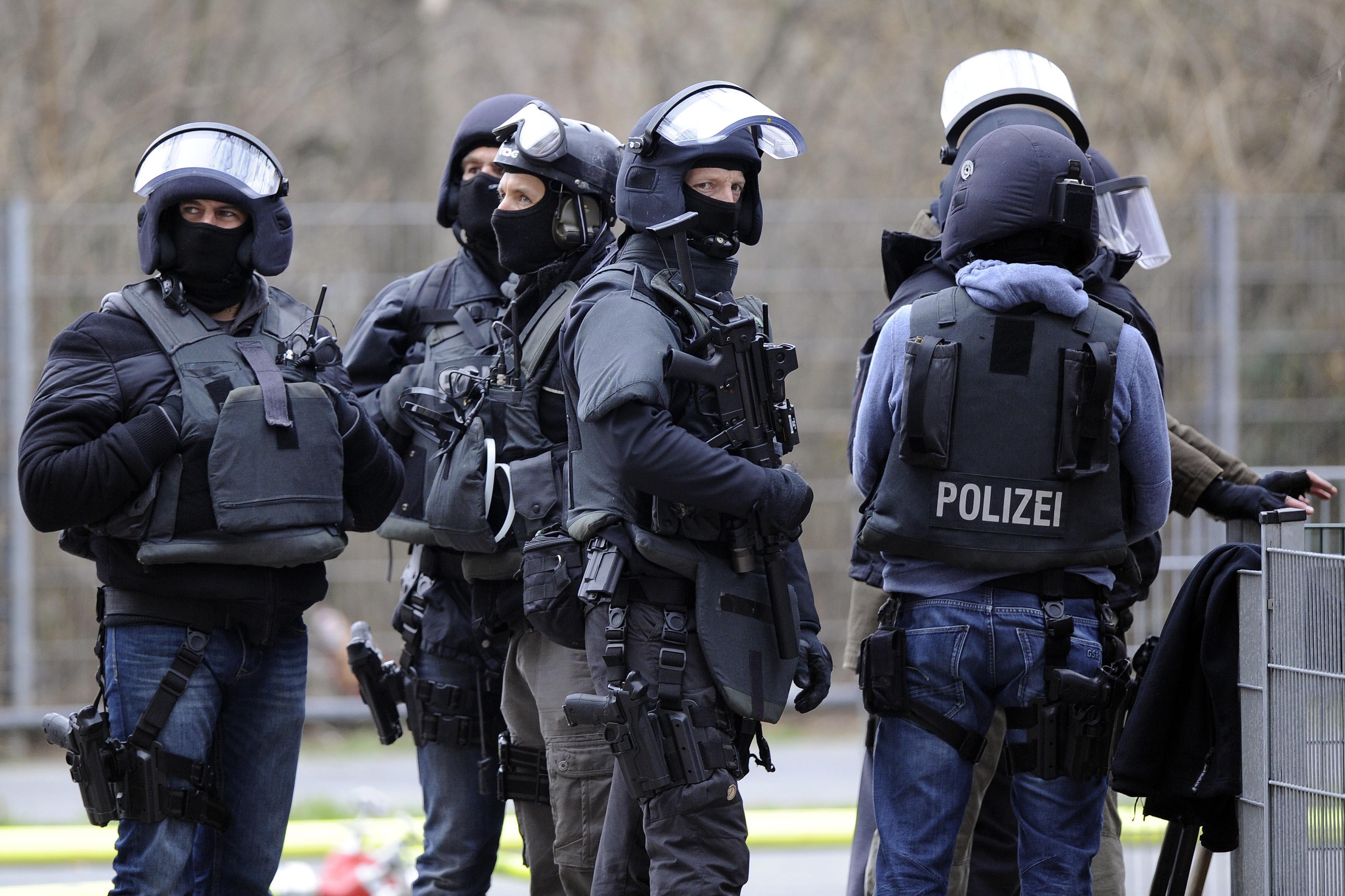 Bild zu LKA in München