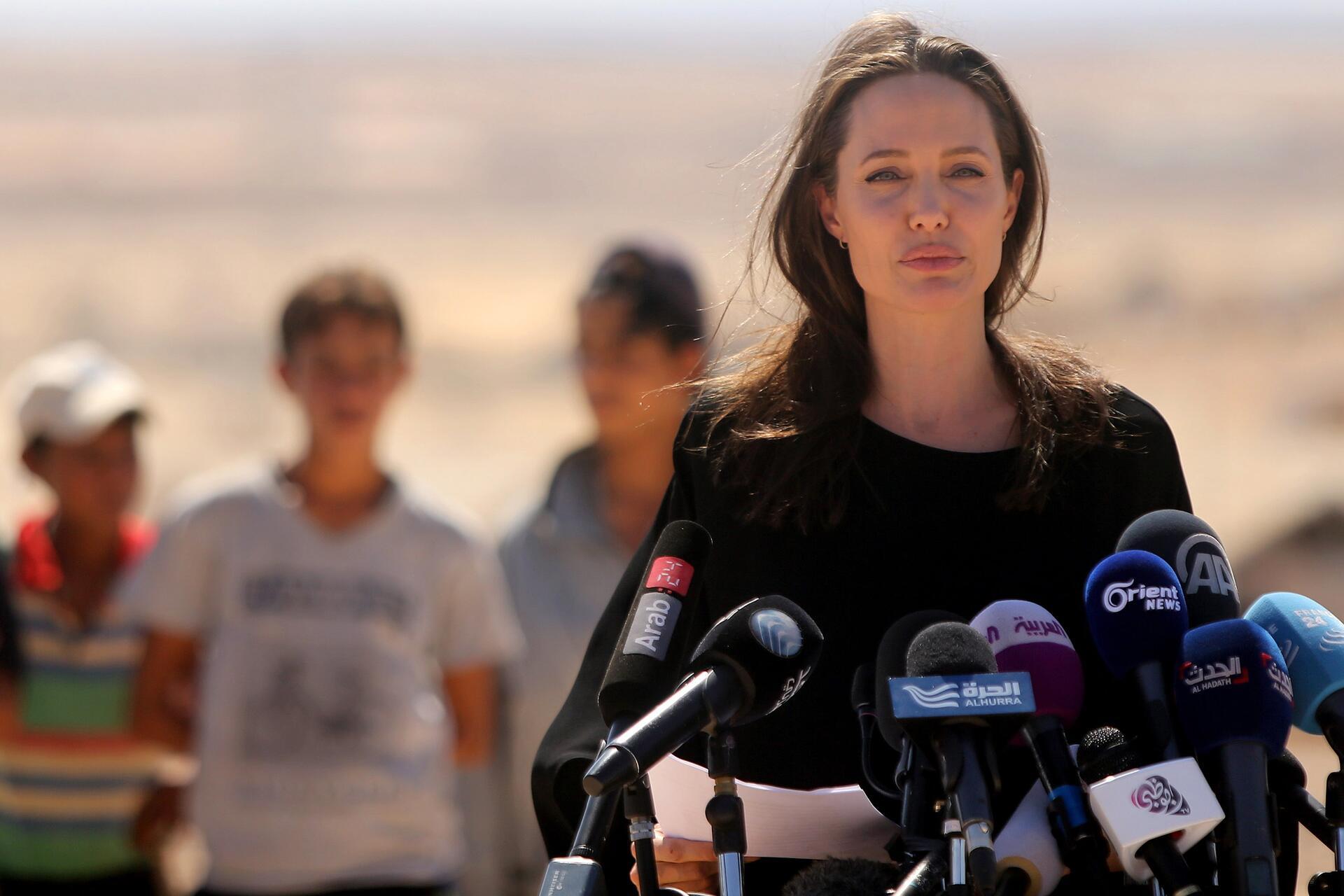 Bild zu Angelina Jolie, Kinder