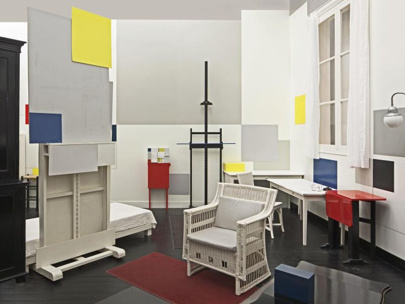 reisetipps mondrian ausstellung stahlwerk tour saunawoche web de. Black Bedroom Furniture Sets. Home Design Ideas