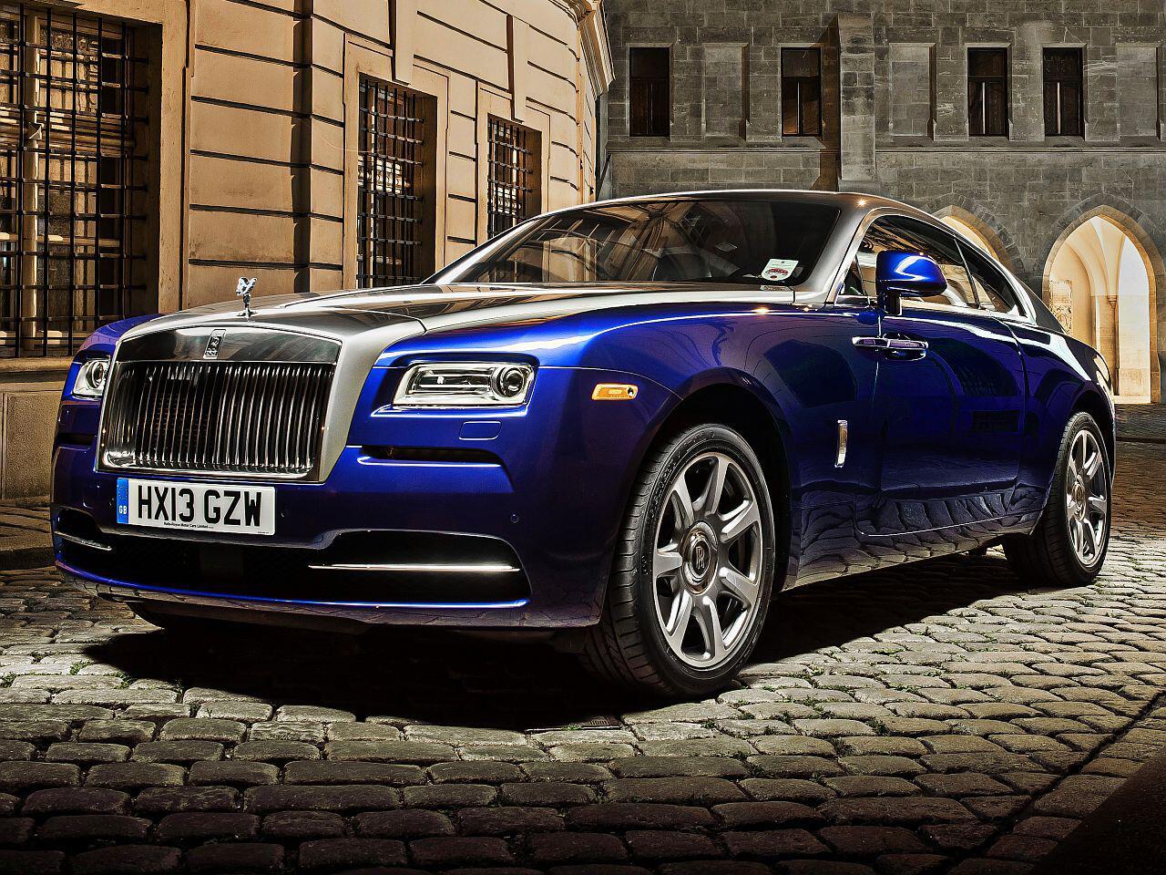 Bild zu Rolls-Royce Wraith